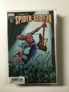 Edge of Spider-Geddon #1 (2018) HPA