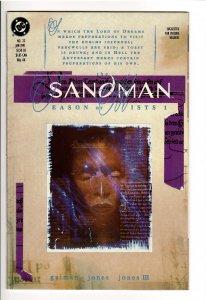 SANDMAN 22 NM 9.2-9.8;1st APP. DANIEL HALL-SANDMAN(DREAM)