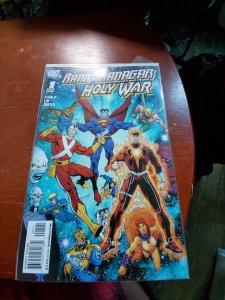 Rann-thanagar holy War #1