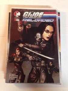 G.I. Joe Reloaded 1-11 Near Mint Lot Set Run DDP