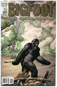 BIGFOOT #1, NM-, Richard Corben, Horror,  Rob Zombie, 2005, more RC in store