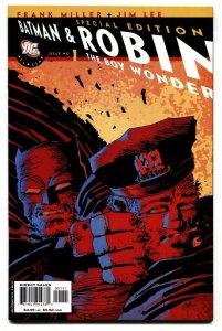 All Star Batman & Robin Special Edition #1 2006-comic book FRANK MILLER