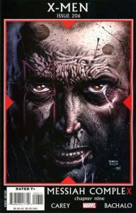 X-Men (2004 series) #206, NM (Stock photo)