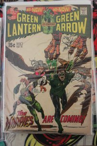 Green Lantern #82 (DC, 1972) Condition VG