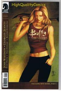 BUFFY the VAMPIRE SLAYER #1, NM+, Joss Whendon, 1st, 2007, more BtVS in store