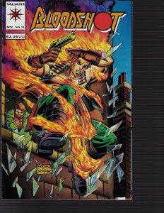 Bloodshot #15 (Valiant, 1994) NM