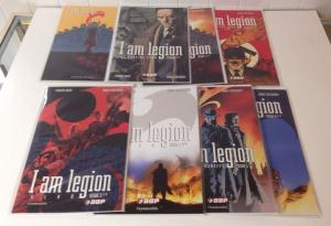 COMPLETE SET OF I AM LEGION #1-6 NM- DDP LIMITED SERIES Set Lot Plus Bonus