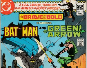 Brave and The Bold#166 Green Arrow ! Suicide Squad's Nemesis!