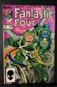 Fantastic Four #283 (1985)