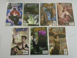 Hunter The Age of Magic set #1-25 8.0 VF (2001 Vertigo)