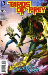 Birds of Prey (3rd Series) #23 VF/NM; DC   save on shipping - details inside