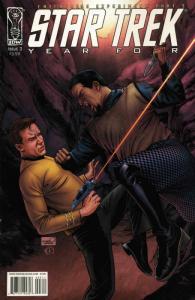 Star Trek Year Four: Enterprise Experiment #3 FN; IDW | save on shipping - detai