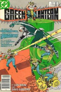 Green Lantern (2nd Series) #179 (Newsstand) FN; DC | save on shipping - details
