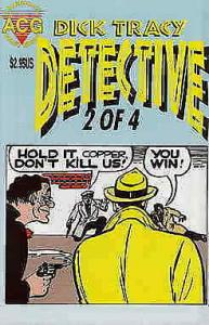 Dick Tracy Detective #2 VF/NM; Avalon | save on shipping - details inside