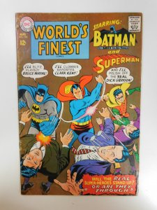 World's Finest Comics #168 (1967)