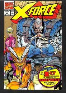 X-Force #1 Reprint