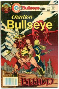 CHARLTON BULLSEYE #9, FN, 1st Bludd, Gene Day, 1981 1982, more in store