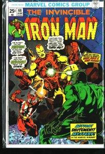 Iron Man #68 (1974)