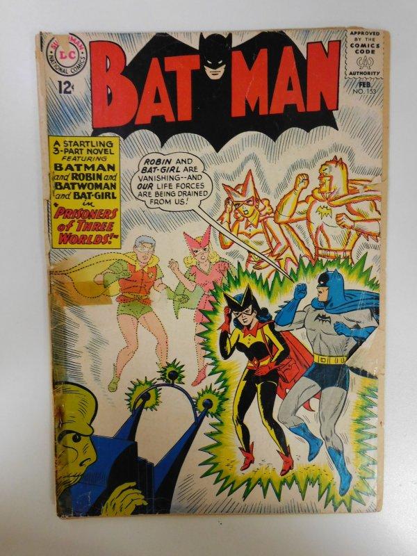 Batman #153 (1963)