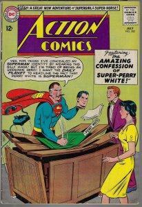 Action Comics #302 (DC, 1963) VG/FN