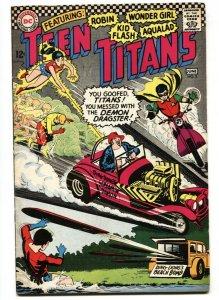 TEEN TITANS #3 comic book 1966 Robin Wonder Girl Kid Flash VF-