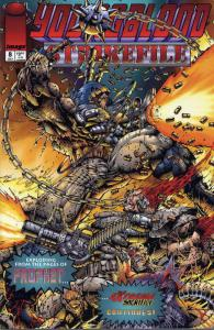 Youngblood: Strikefile #8 VF; Image   save on shipping - details inside