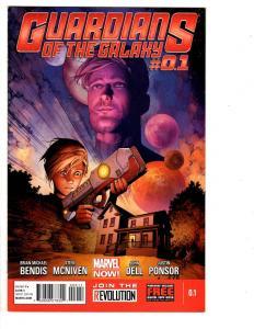 2 Guardians of the Galaxy Marvel Comic Books # 0.1 6 Star-Lord Rocket Groot WM7