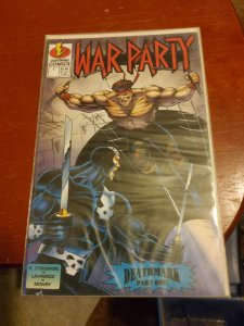 War Party #1 (1994)