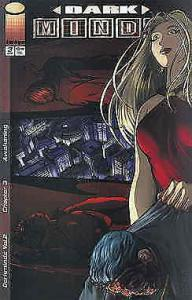 Darkminds (Vol. 2) #3A VF/NM; Image | save on shipping - details inside