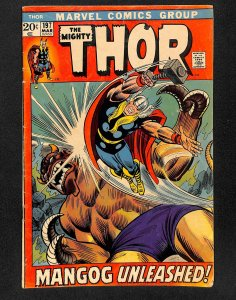 Thor #197 (1972)