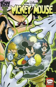Mickey Mouse (IDW) #3 VF/NM; IDW | save on shipping - details inside