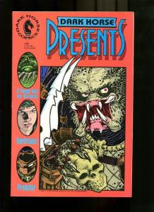 DARK HORSE PRESENTS PREDATOR 35-1989 VF/NM