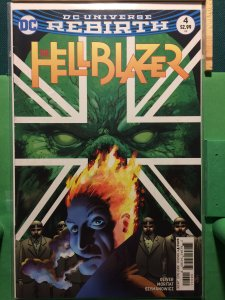 The Hellblazer #4 DC Universe Rebirth