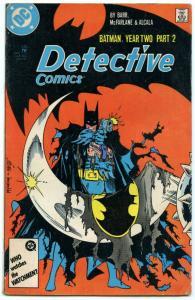 Detective Comics 576 Jul 1987 VG (4.0)