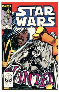 STAR WARS #79-1984-Han Solo- NM- comic book
