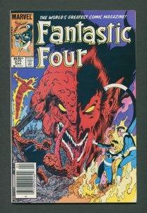 Fantastic Four #277  /  9.0 VFN/NM /  Newsstand / April 1985