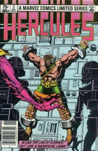 Hercules (Vol. 1, Canadian Edition) #3 FN; Marvel | save on shipping - details i