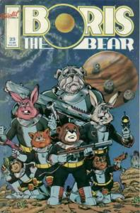 Boris the Bear #23 VF/NM; Dark Horse | save on shipping - details inside