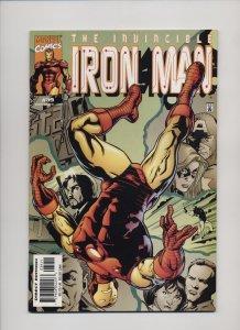 Iron Man #39 (2001)