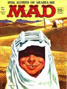 Mad #86 VG; E.C | low grade comic - save on shipping - details inside