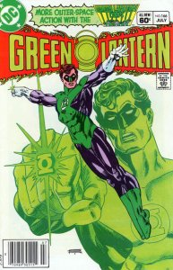 Green Lantern #166 (ungraded) 1st series / stock image ID#B-5