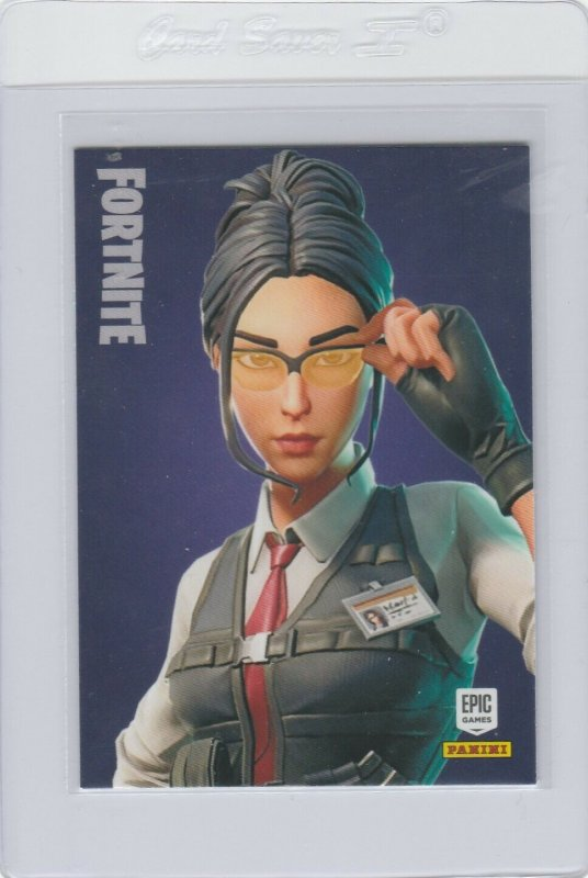 Fortnite Rook 228 Epic Outfit Panini 2019 trading card series 1