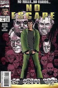 No Escape #1 VF/NM; Marvel | save on shipping - details inside