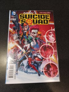 ​NEW SUICIDE SQUAD #2 NM HARLEY QUINN JOKER'S DAUGHTER