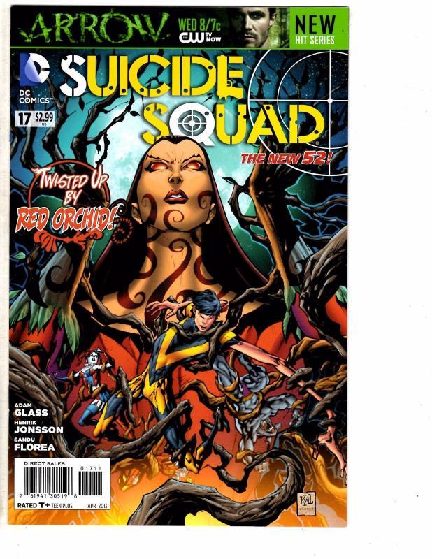 Suicide Squad Volume 3 #18 New 52 DC Comics