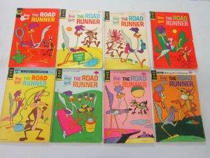 Road Runner Comic Lot 32 Different Books