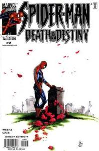 Spider-Man: Death and Destiny #2, NM (Stock photo)