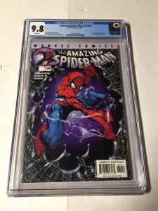 Amazing Spider-man 34 Cgc 9.8 Volume Vol V 2 1999 Series New Case Legacy # 475