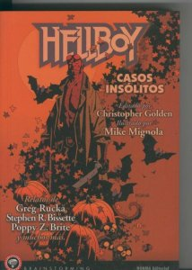 Coleccion Brainstorming numero 11: Hellboy: Casos insolitos