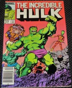 The Incredible Hulk #314 (1985)